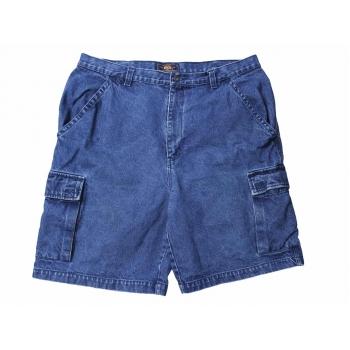 Шорты карго джинсовые мужские ROUTE 66 W38