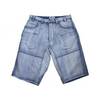 Шорты джинсовые длинные мужские PELLE PELLE DENIM W 34