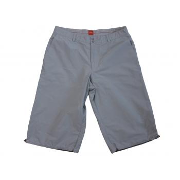 Шорты длинные серые мужские HUGO BOSS W 34