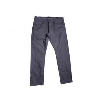 Джинсы серые мужские SLIM LEG ANGELO LITRICO W 40 L 34