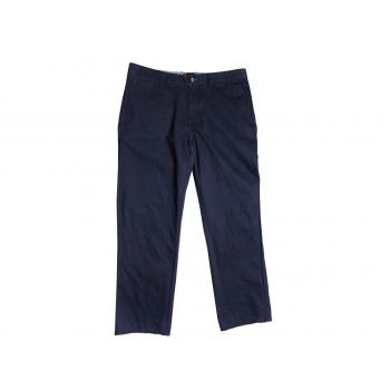 Брюки чинос мужские синие DRESSMANN W 38 L 32