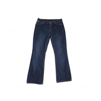 Джинсы клеш синие женские LEVIS 529, L