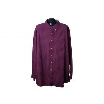 Рубашка в клетку мужская DRESSMANN, 6XL