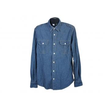 Рубашка джинсовая мужская TOMMY HILFIGER DENIM, М