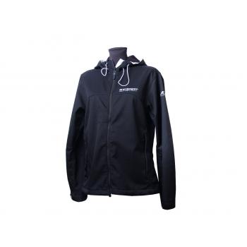 Куртка черная женская SOFTSHELL EVEREST, XL