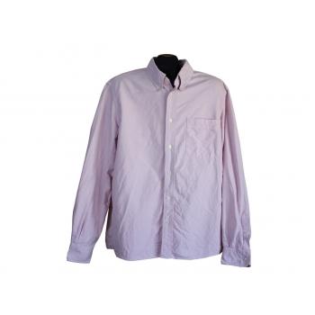Рубашка розовая мужская COTTONFIELD, L