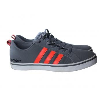 Мужские серые кроссовки ADIDAS 41 размер