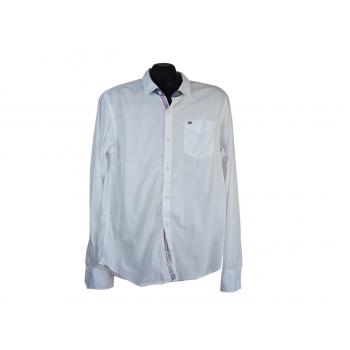 Рубашка белая мужская TOMMY HILFIGER, М
