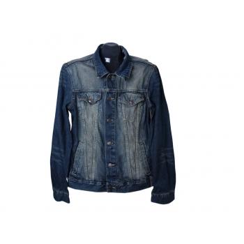 Куртка джинсовая мужская синяя CASTRO MEN, M