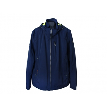 Спортивная мужская куртка с капюшоном CAMEL ACTIVE, XL