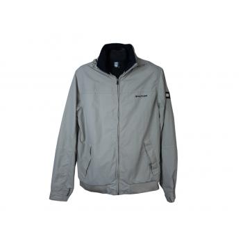 Куртка мужская светлая с капюшоном TOMMY HILFIGER, М