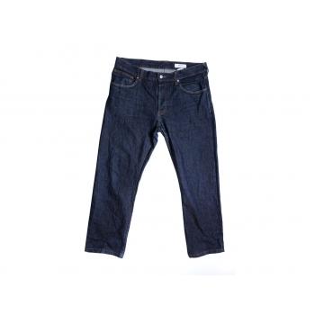 Джинсы мужские синие H&M SLIQ W 36 L 32