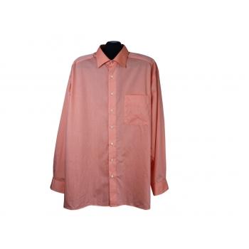 Рубашка мужская коралловая COMFORT FIT LUXOR OLYMP, 3XL