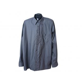 Рубашка мужская серая EXCELLENT ETERNA, XL