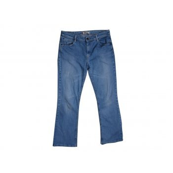 Джинсы клеш голубые женские BOOTCUT LEVIS 629, L