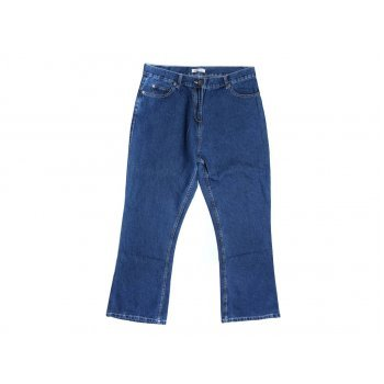 Джинсы клеш синие женские BOOT CUT GEOGRE, XL