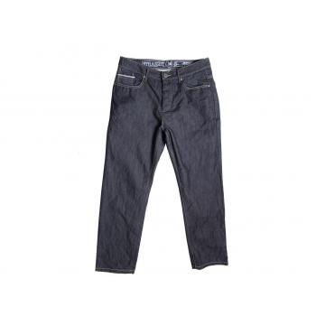 Джинсы мужские синие STRAIGHT BURTON W 34 L 32