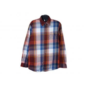 Рубашка в клетку мужская LERROS, XL