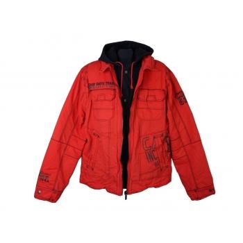 Куртка с капюшоном зимняя мужская EDITION CAMP DAVID, XXL