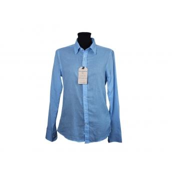 Рубашка голубая женская ALCOTT CLOTHING, S