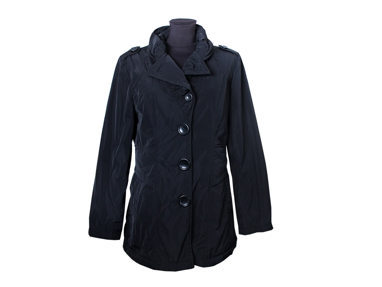 Куртка длинная демисезонная женская SANDRA PABST, L