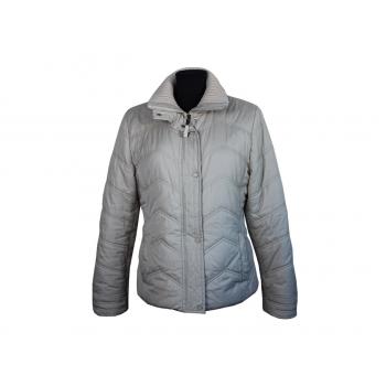 Куртка короткая бежевая осень зима женская ESPRIT, L