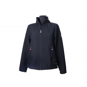 Куртка черная женская SOFTSHELL WELLENSTEYN, M