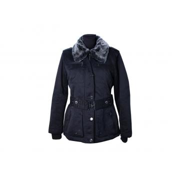 Куртка черная осень зима женская STREET ONE, М