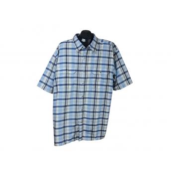 Рубашка мужская в клетку RODEO AT C & A, XXL