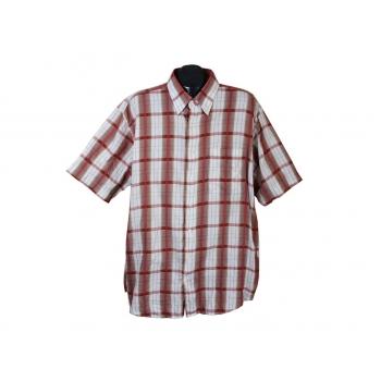 Мужская рубашка в клетку NIC, XL