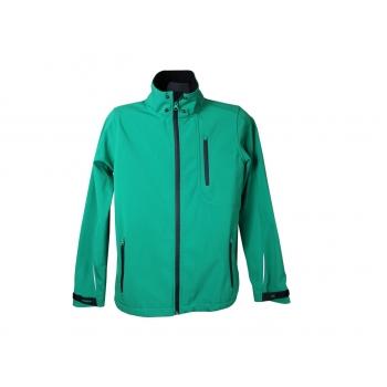 Женская зеленая куртка на молнии WEATHER GEAR, M