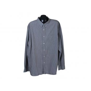 Рубашка мужская серая JEFF BANKS LONDON, 3XL