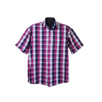 Рубашка мужская в клетку OSCAR, XL