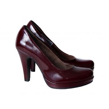 Туфли женские лаковые TAMARIS 36 размер