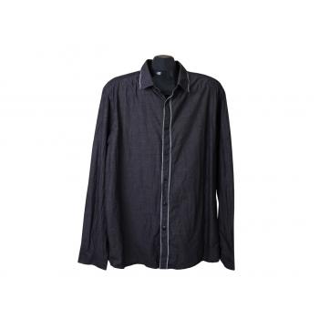 Мужская серая рубашка JACK REID, XXL