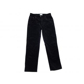 Женские черные вельветовые брюки CASUAL CLOTHES COMPANY, L