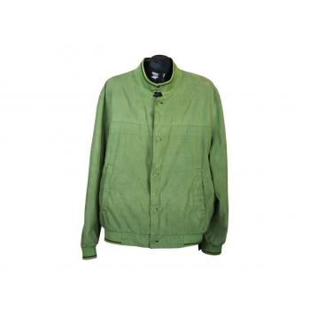 Мужская зеленая демисезонная куртка MILESTONE, XL
