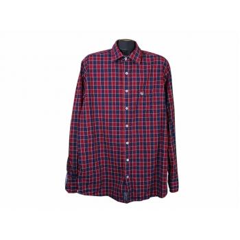 Рубашка в клетку мужская CASUAL FIT BASEFIELD, XL