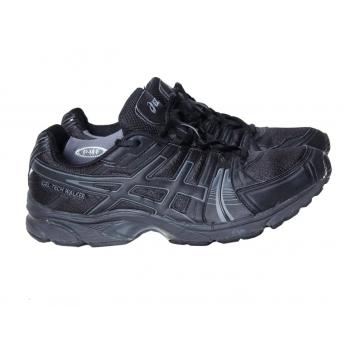 Кроссовки мужские черные GEL-TECH WALKER ASICS 44 размер