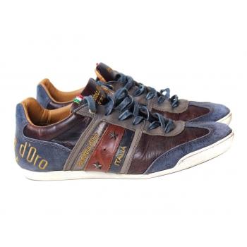 Кроссовки мужские кожаные PANTOFOLA D`ORO 43 размер