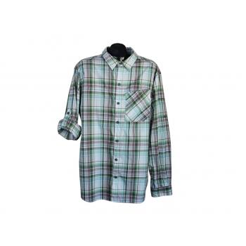 Рубашка в клетку мужская INSECT BLOCKER COLUMBIA, XL