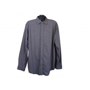 Рубашка в клетку мужская BANANA REPUBLIC, XXL