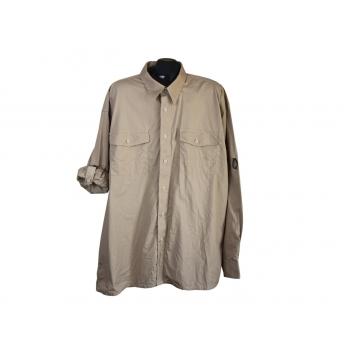 Рубашка мужская TREKKINGHEMD MILES & MORE, 3XL
