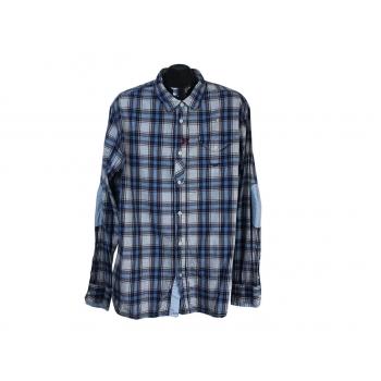 Рубашка мужская в клетку NAPAPIJRI, XL