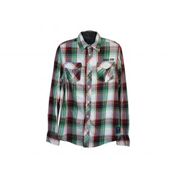 Рубашка в клетку мужская REGULAR FIT GARCIA, М