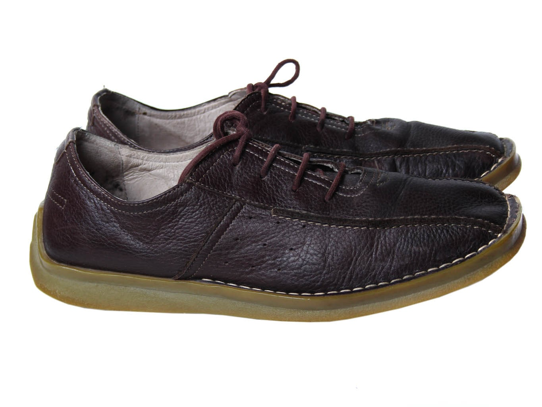 Мокасины мужские кожаные VAGABOND 42 размер