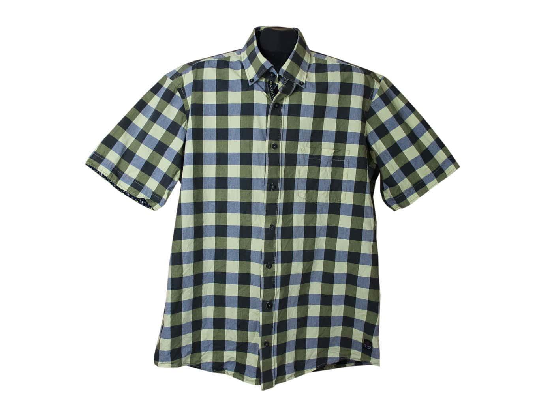 3272ceac197 Рубашка мужская в клетку CASA MODA CASUAL FIT