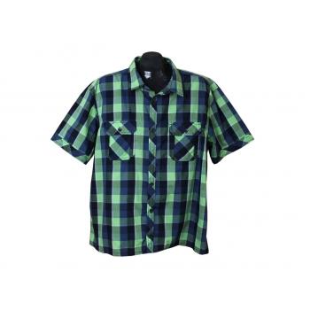 Рубашка мужская в клетку ANGELO LITRICO ALCW, XL
