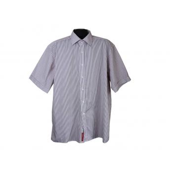 Рубашка мужская в полоску ETERNA EXCELLENT, XL
