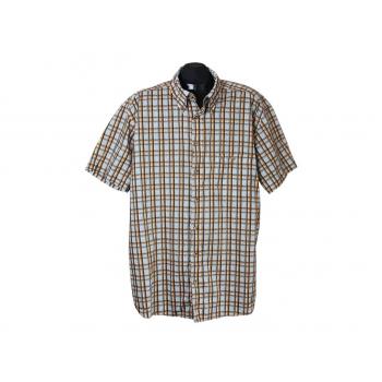 Рубашка мужская в клетку CAMEL ACTIVE, XL